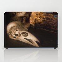 fullmetal alchemist iPad Cases featuring The Alchemist by Ann Garrett