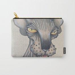 Sassy Sphynx  Carry-All Pouch