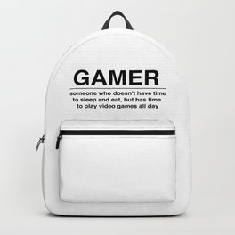 GAMER Backpack