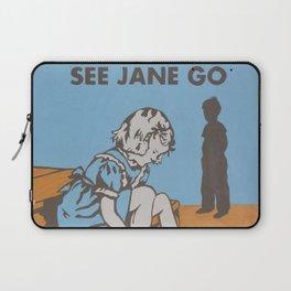 See Jane Go Laptop Sleeve