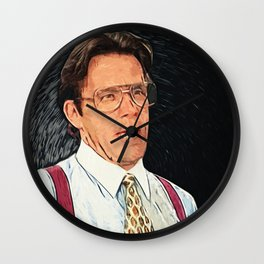 Bill Lumbergh Wall Clock