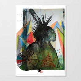Tenaya Canvas Print