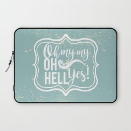 Oh my my, OH HELL YES! Laptop Sleeve