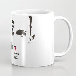 Eleven Upsidedown Coffee Mug