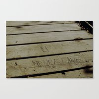 neverland Canvas Prints featuring Neverland by Faluhsee Photography