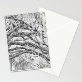 Arching Limbs Stationery Cards