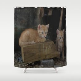 More Kitty Kats!!! Shower Curtain