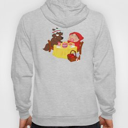 Little Red Riding Hood Hoody