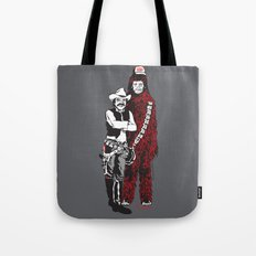 East bound and down in a galaxy far, far away... Tote Bag