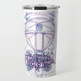 Children's Illustration Travel Mug