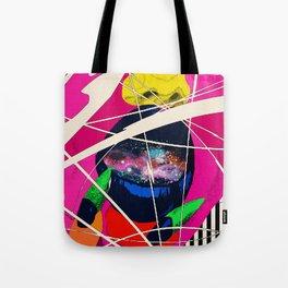 Cosmic Girl Tote Bag