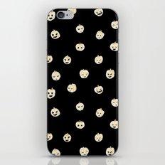Pumpkins iPhone & iPod Skin