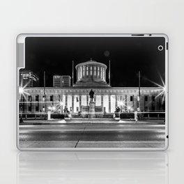 Columbus State House Long Exposure Laptop & iPad Skin
