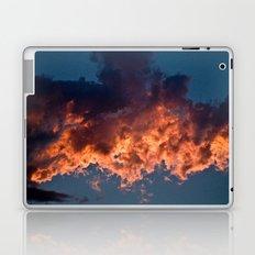 Clouds On Fire Laptop & iPad Skin