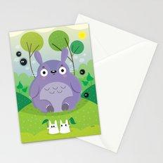 Cute neighbor Stationery Cards