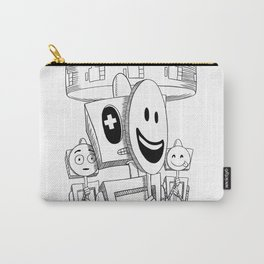 Social Media no.2 Carry-All Pouch