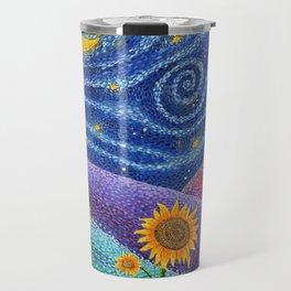 Dream Fields Travel Mug