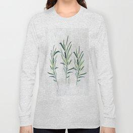 Eucalyptus Branches Long Sleeve T-shirt