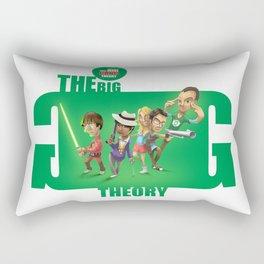 The Big Gang Theory Rectangular Pillow