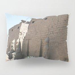 Temple of Luxor, no. 26 Pillow Sham