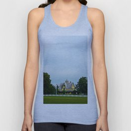 The Yellow House Unisex Tank Top