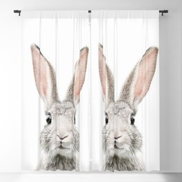 Bunny face Blackout Curtain