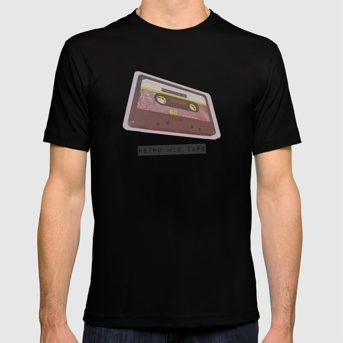 Retro Mix Tape T-shirt