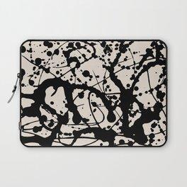 Cheers to Pollock Laptop Sleeve