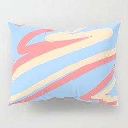 rainbow stripe 11 Pillow Sham
