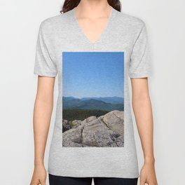 Mount Chocorua Unisex V-Neck