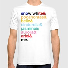 My Mom Says I'm A Princess. T-shirt