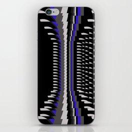 Interesting Unbalanced Stripes iPhone Skin