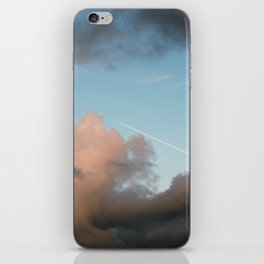 rocket ship... iPhone Skin