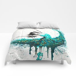 Chrysocolla Dance Comforters