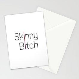 Skinny Bitch Stationery Cards