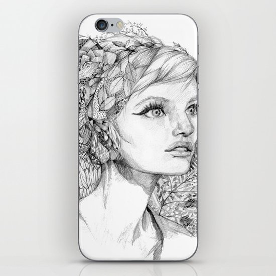It Takes Over iPhone & iPod Skin