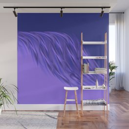 Rocking purple Wall Mural