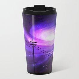 Mysterious Lights Travel Mug