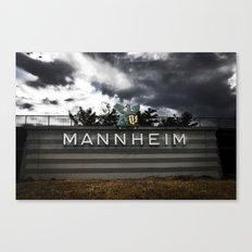 Mannheim Canvas Print