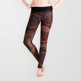 Geometric Rose Leggings