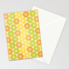 Zesty Slice Stationery Cards