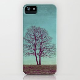 All I Wanna Do Is Grow Old With You iPhone Case