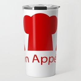 Bon Appetit! Travel Mug
