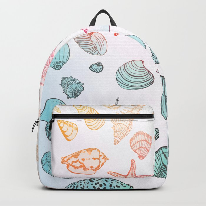 Mollusk madness Backpack