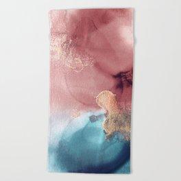 Midas Touch Beach Towel