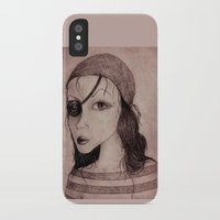 pirate iPhone & iPod Cases featuring Pirate by CokecinL