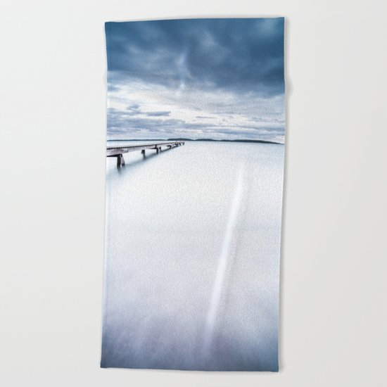 Stretcher Beach Towel