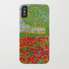 I blossomed... just because I can Slim Case iPhone X