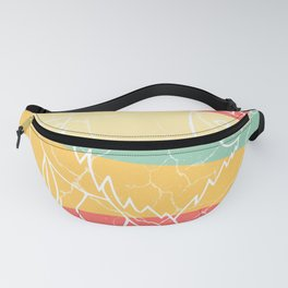 Lion Big Cat Cat Gift Africa King Fanny Pack