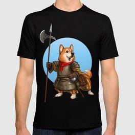 Corgi Guard T-shirt